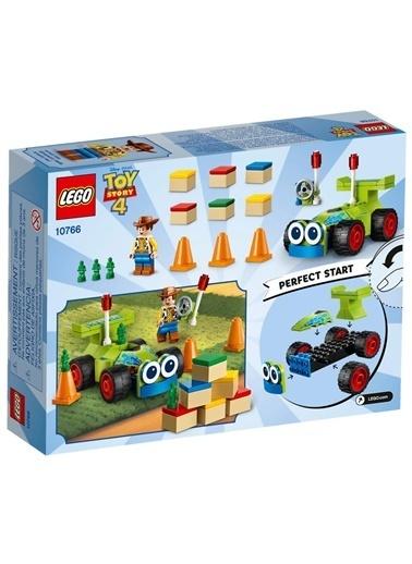 Lego Lego Juniors Toy Story 4 Woody RC 10766 Renkli